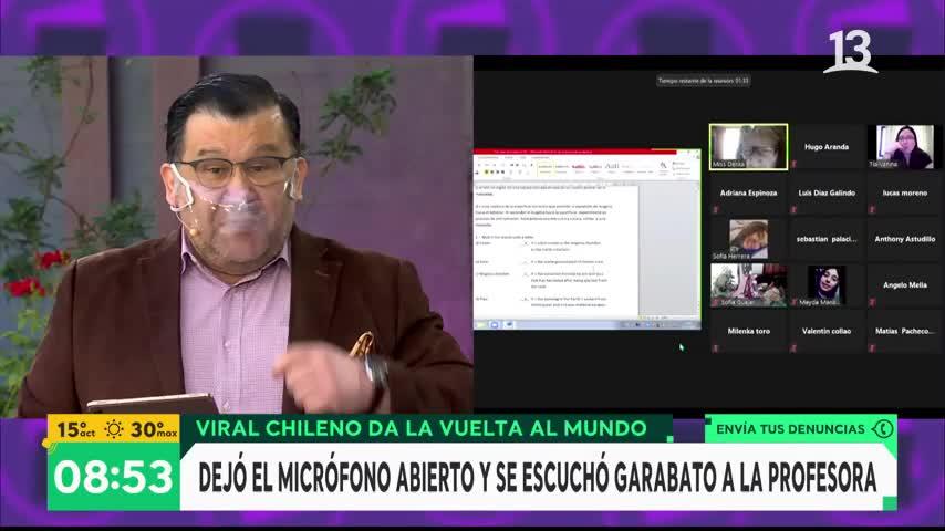 niño chileno viral