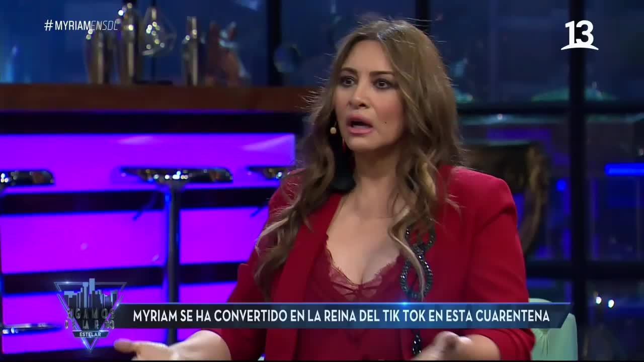 Hija de Myriam Hernández saca risas con broma a su madre