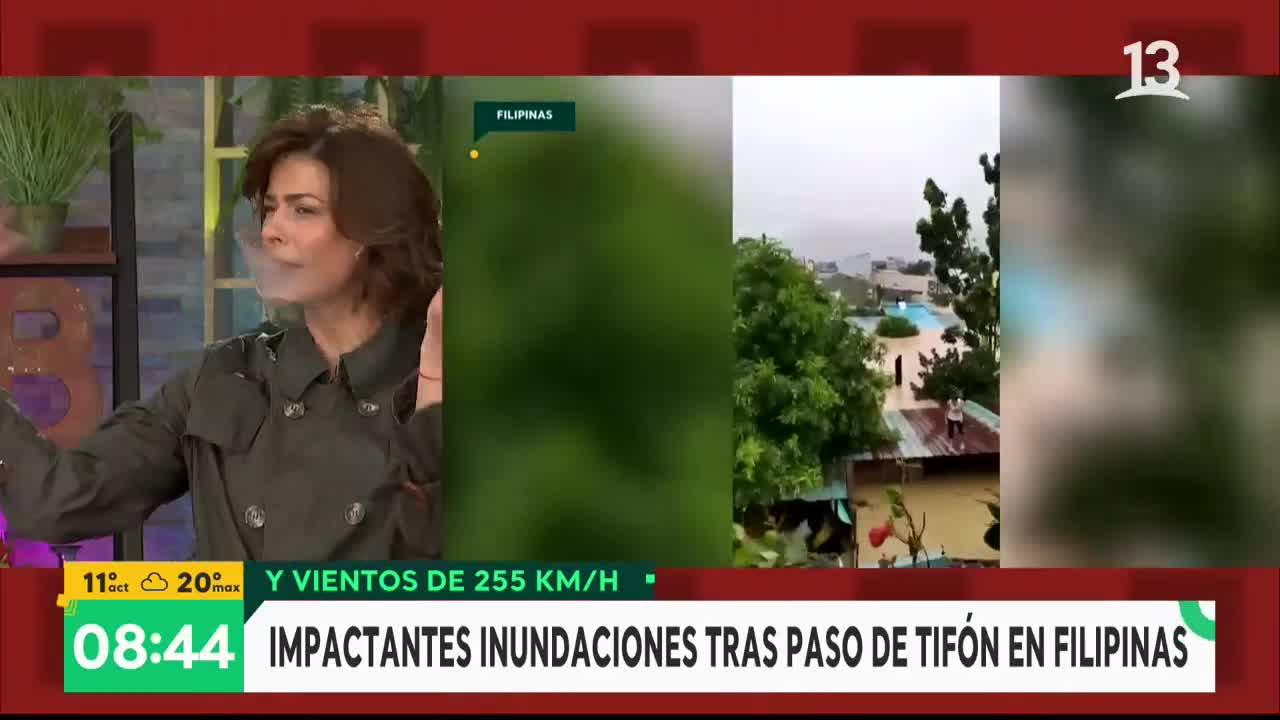 """Tonka Tomicic delata a Raquel Argandoña en """"Bienvenidos"""""""