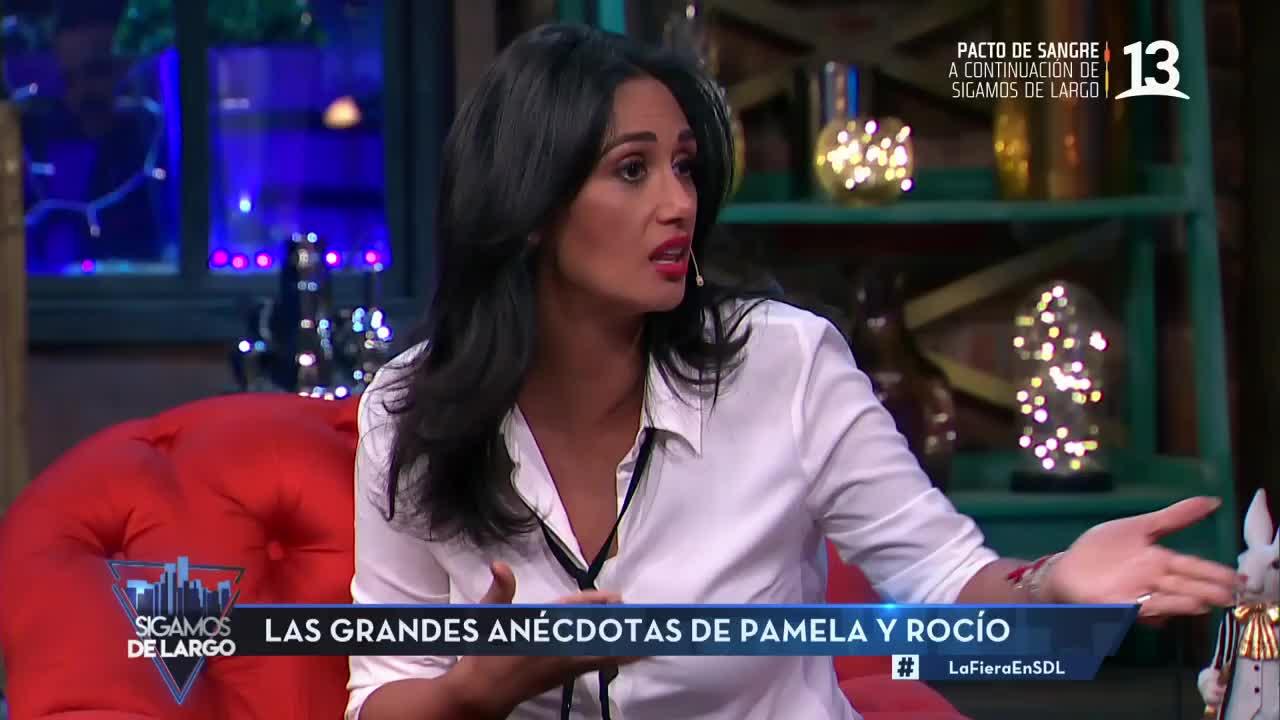 La Fiera se refirió a su amistad con Rocío Marengo