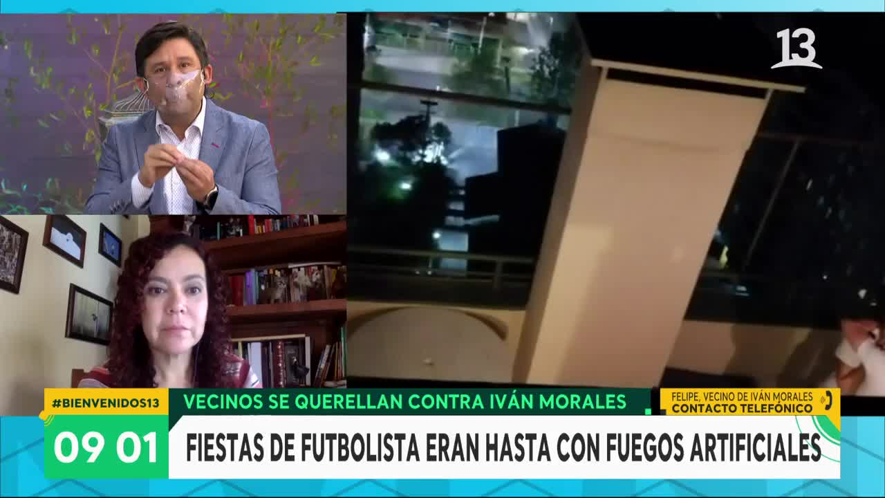 Vecino salió en defensa de jugador de Colo Colo tras acusaciones
