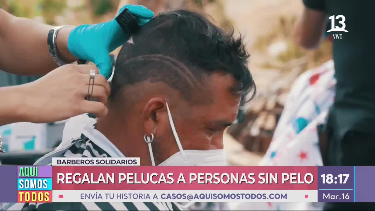 Barberos Solidarios