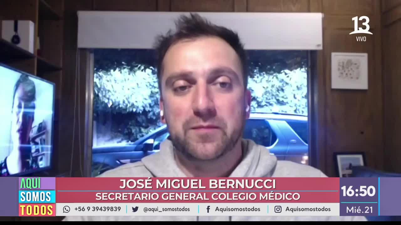 José miguel bernucci cuarentena