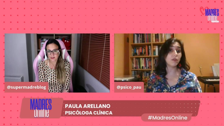 Paula arellano madres online