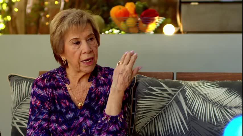 Paty Cofré y el dolor de perder a su madre
