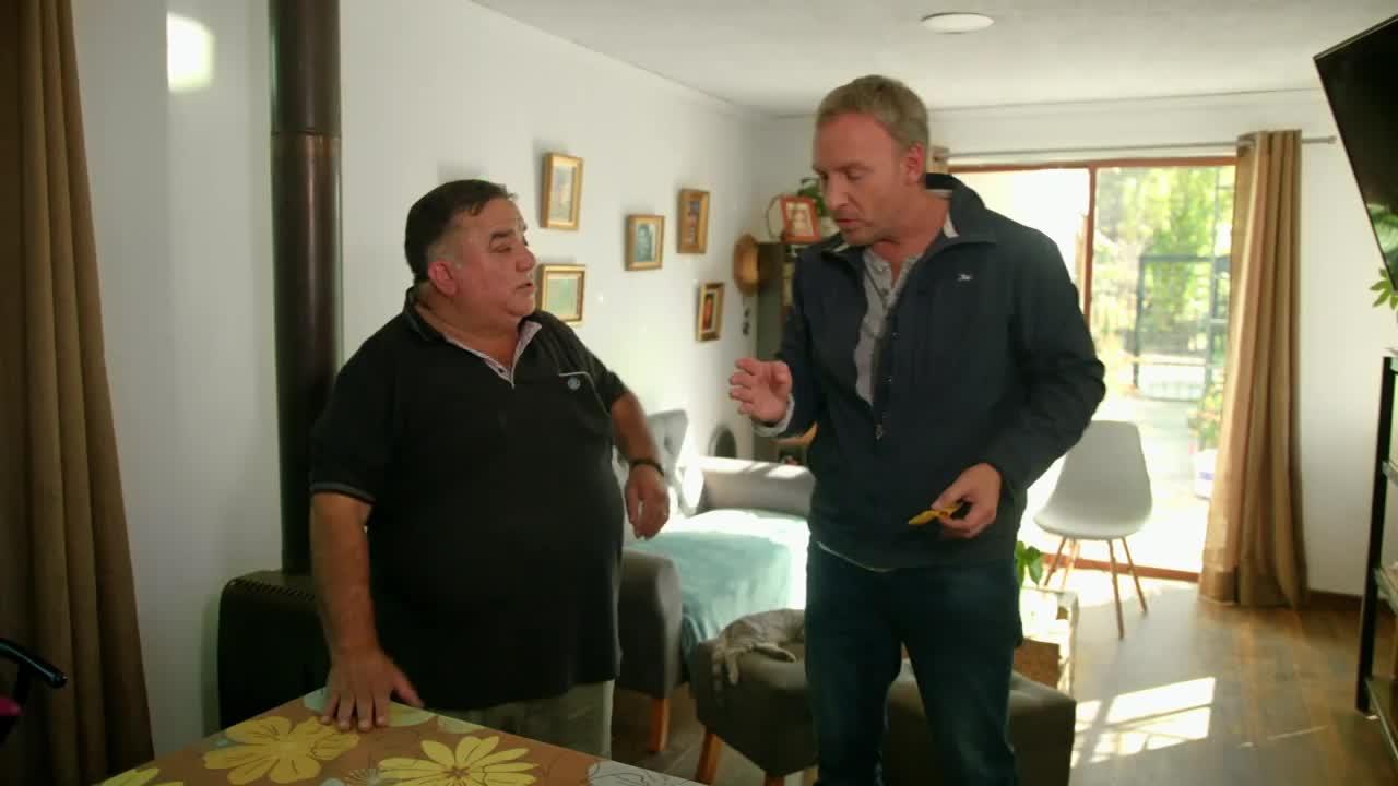 Arturo Guerrero en De Tú a Tú