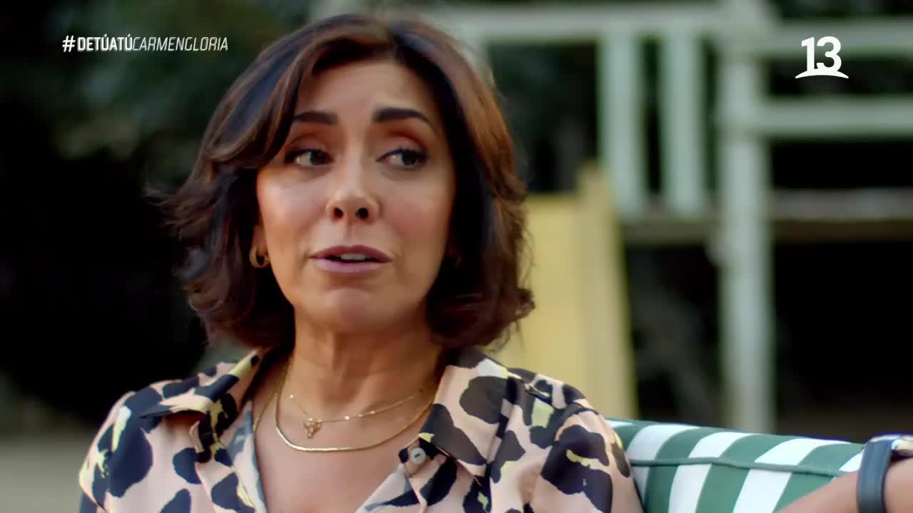 De Tú a Tú / Capítulo 40 / Carmen Gloria Arroyo