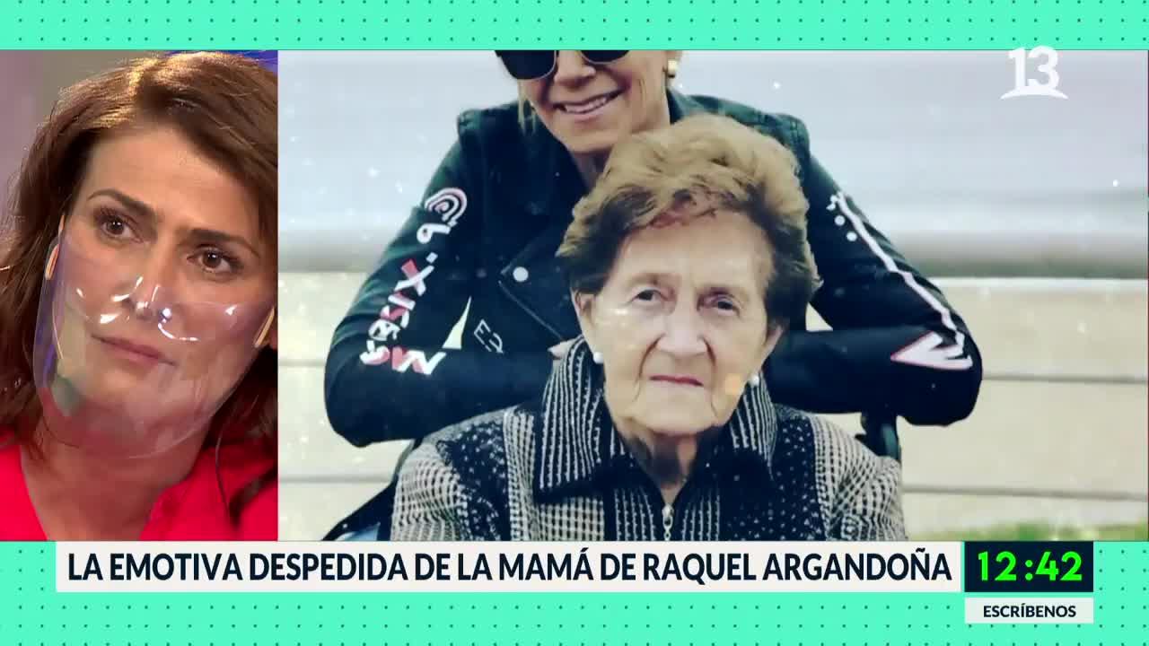 Tonka Tomicic compartió emotivo mensaje sobre salud de su madre
