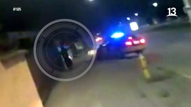 Emilio Sutherland es parte de persecución policial