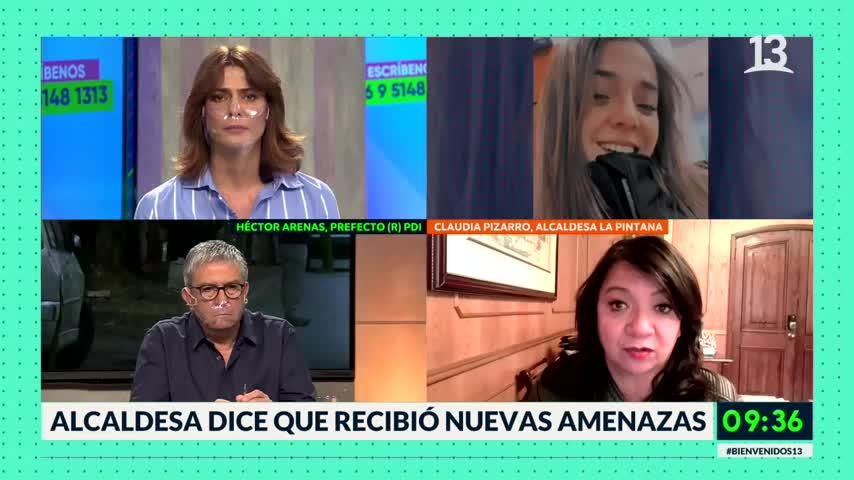 alcaldesa de La Pintana