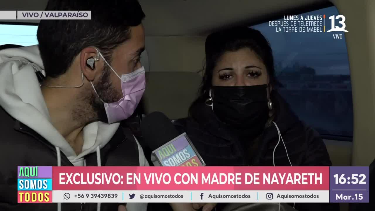 PDI de Valparaíso informa que Nayareth habría sido encontrada