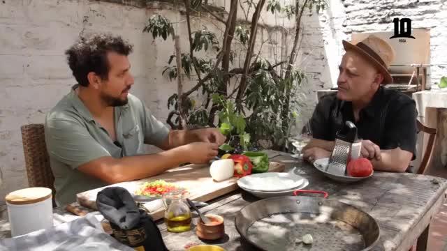 Plato Único: Marcelo Cicali se reúne con JP Mellado