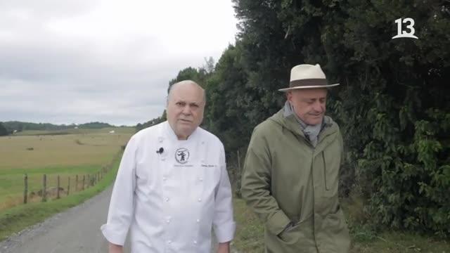 Marcelo Cicali y Leonardo Chacón