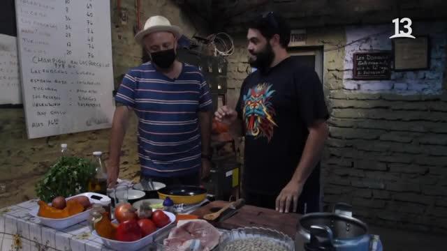 Marcelo Cicali se reunió con Joselo Osses