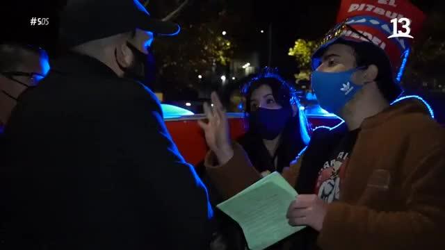 Seremi de Salud cursó sumario tras partido de La Roja
