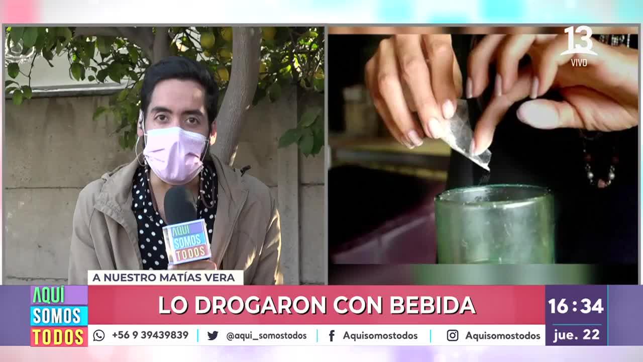 Periodista de Aquí Somos Todos relató robo tras haber sido drogado