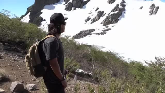 Equipo de Ruta 5 realiza extenso trekking