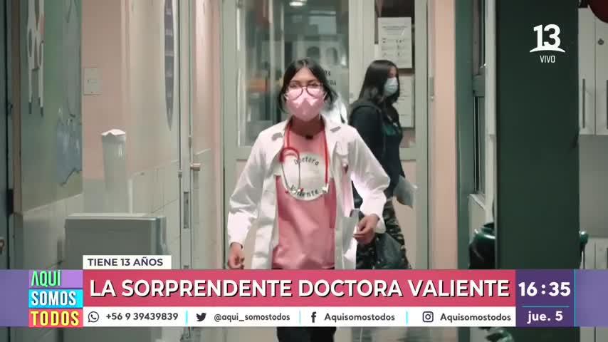 doctora valiente