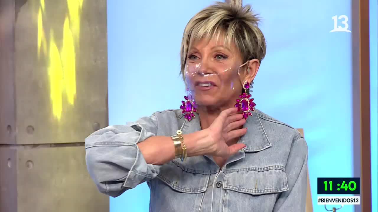 Raquel Argandoña encara en pantalla a Amaro Gómez-Pablos
