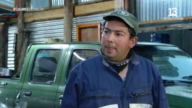 Pancho Saavedra conoció la delicada historia familiar de un mecánico