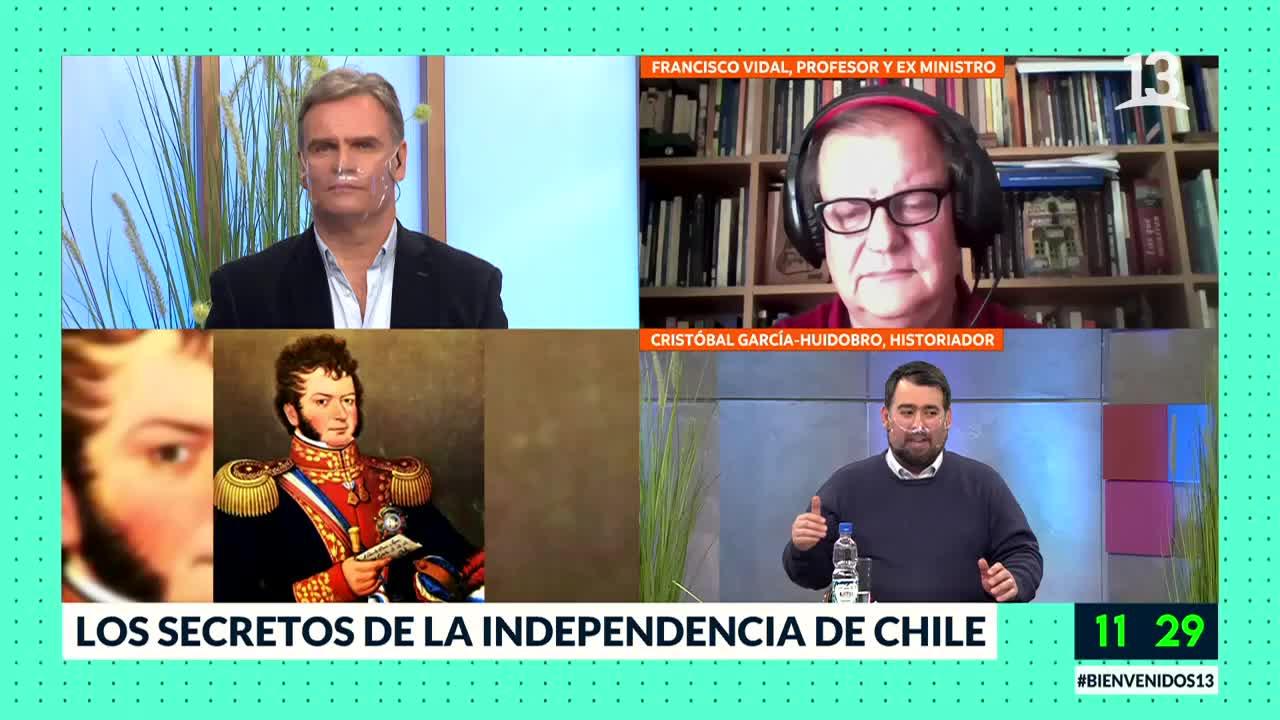 Conoce los secretos de la independencia de Chile