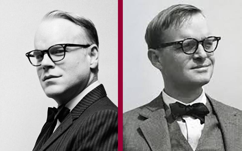 Philip Seymour - Truman Capote