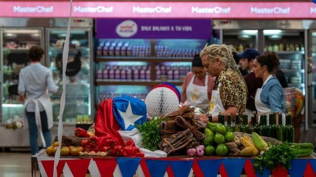 Participantes se enfrentan a reto chileno de las zonas norte, centro y sur del país