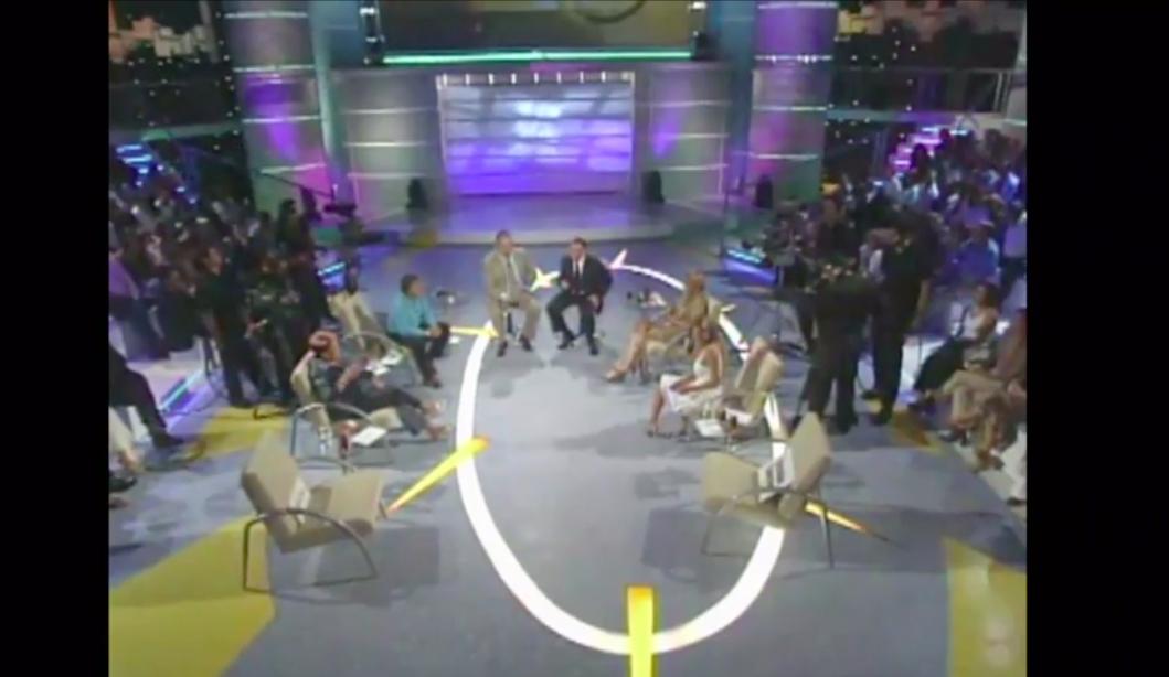 """""""Vértigo"""": El programa que puso en jaque a los famosos"""