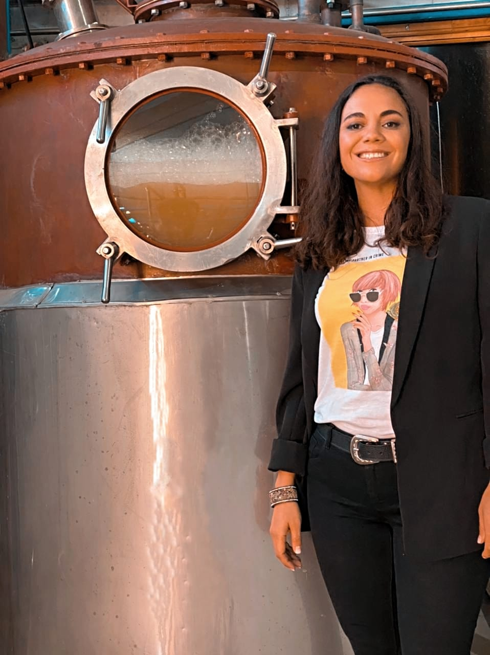 sommelier Josefa Balanda