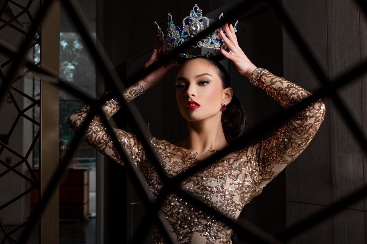 Representante de la Patagonia se corona como Miss Mundo Chile 2021