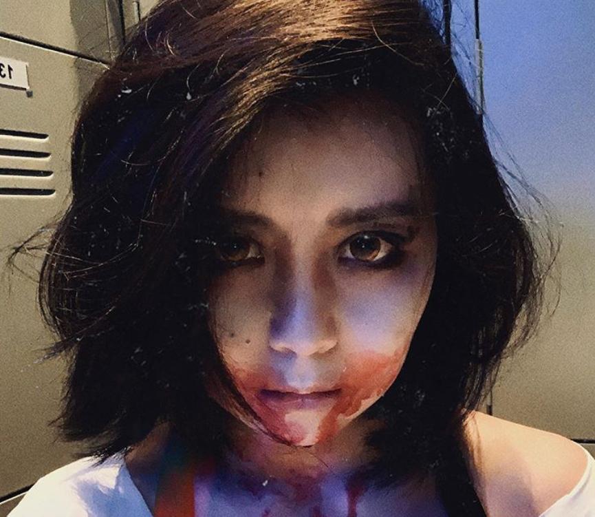 Disfraz de zombie