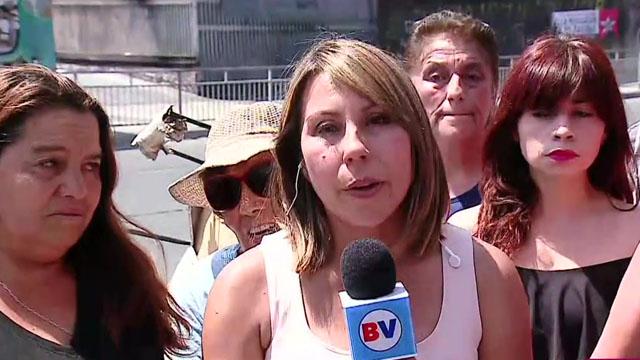 """Vecina de Lo Prado: """"De Plaza Italia para abajo no estamos tranquilos"""" - 13.cl"""