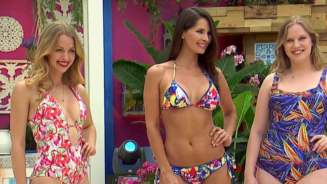 0631c3ea2 Los trajes de baño que la llevan este verano