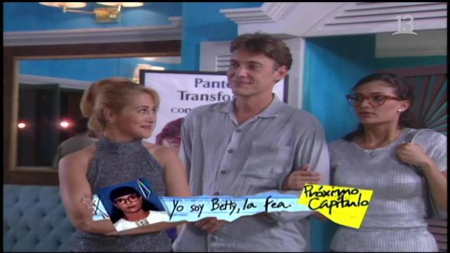 Michel Coquetea Con Betty Descaradamente