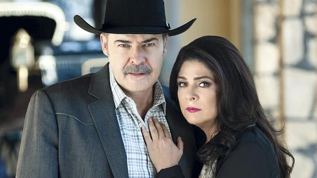 Victoria Ruffo Y César évora Juntos En Una Teleserie Por Quinta