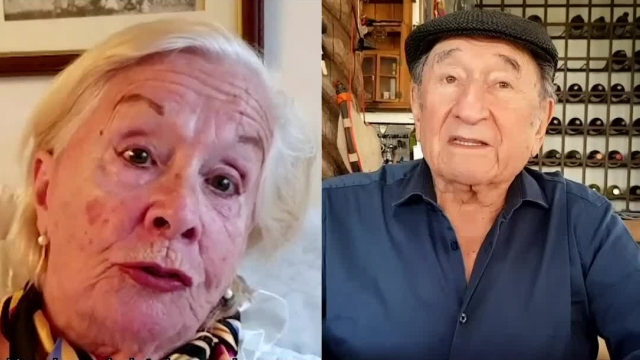 Vamos Chilenos: El testimonio de Delfina Guzm谩n y Luis Alarc贸n