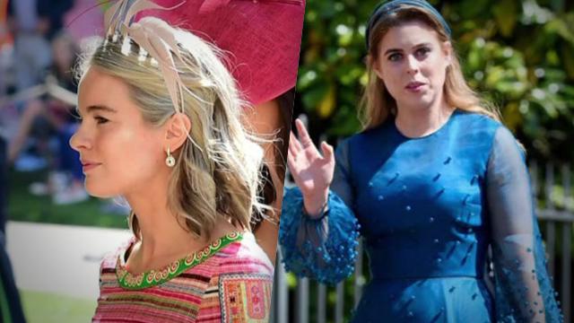 panel elige a los peores vestidos de la boda real   13.cl