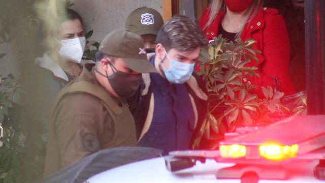 Nano Calderón será trasladado a la cárcel tras giro judicial