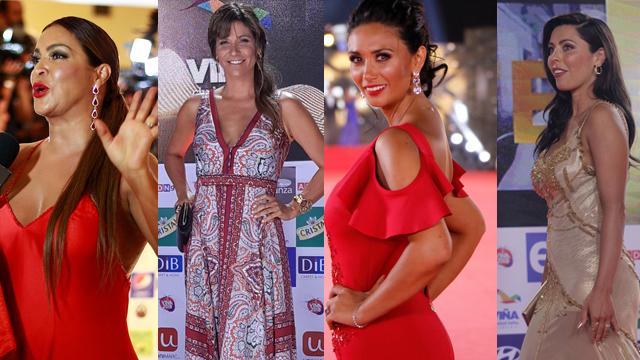 panel eligió a los peores vestidos de la gala 2018   13.cl