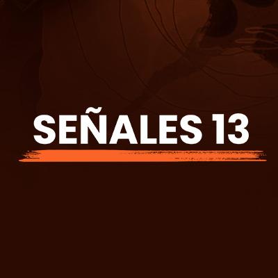 Señales 13