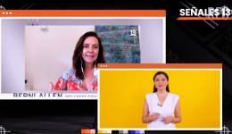 """Señales 13 – Capítulo 8: María Elena Dressel nos adelantó la nueva temporada de """"Emprendate Show"""""""