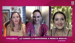 Confinadas / Capítulo 19 / Renata Bravo