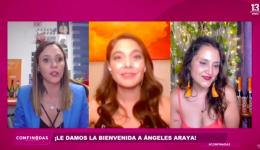 Confinadas / Capítulo 22 / Ángeles Araya