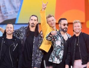 Confirman a Backstreet Boys como parte de Viña 2019