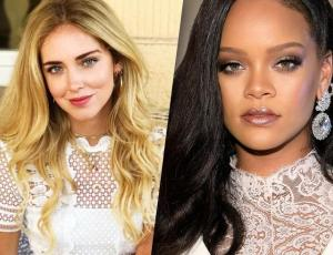 ¡Bitch Stole My look! Chiara Ferragni le copió el look a Rihanna