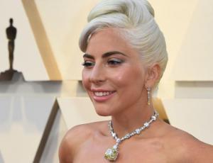 f98f0d964a La historia del carísimo diamante Tiffany de Lady Gaga en los Oscars