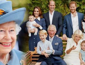 Así quedó la línea de sucesión al trono tras la llegada del hijo de Meghan y Harry