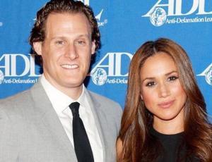 Ex esposo de Meghan Markle se casó con millonaria nutricionista