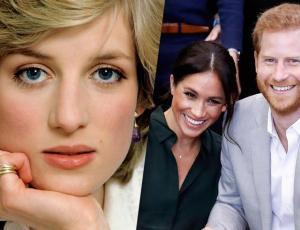Aseguran que el bebé de Meghan y Harry se llamará Diana