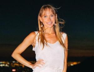 Constanza Mackenna revela su secreto para evitar las estrías en el embarazo